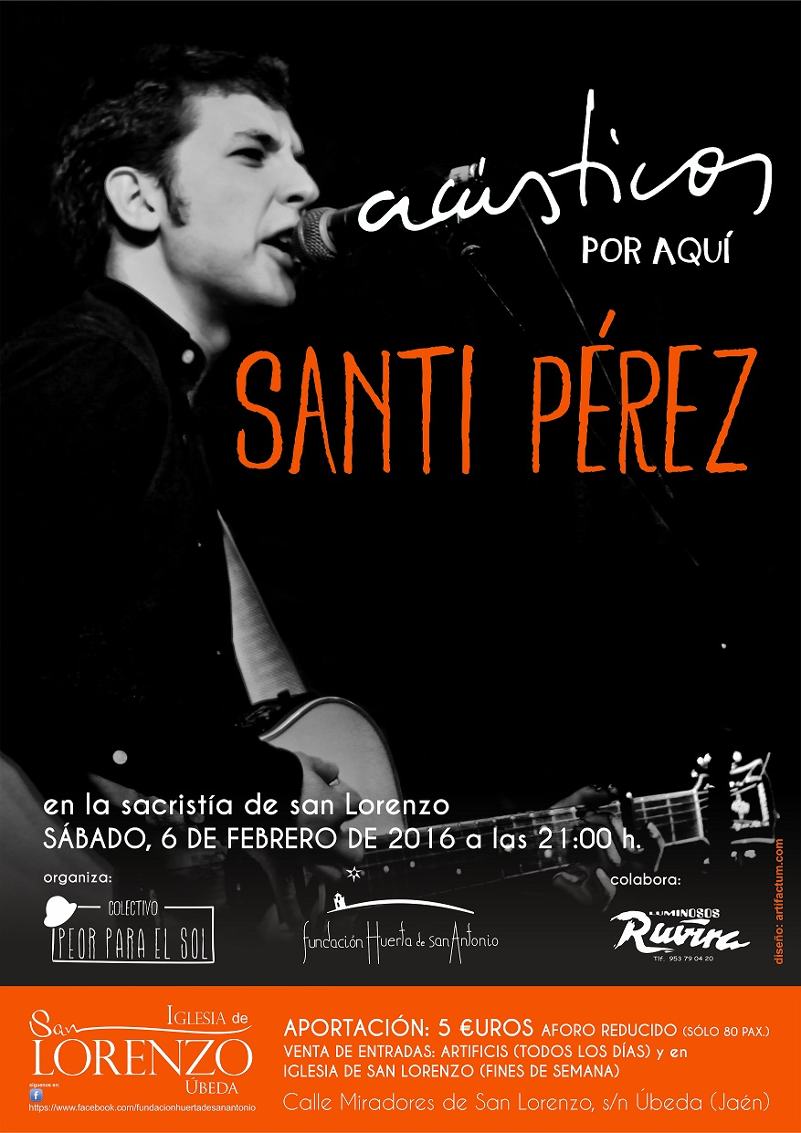 CARTEL SANTI PEREZ 2 opt